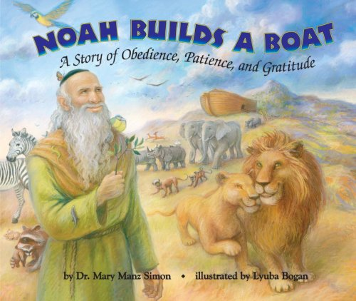 noah builds a boat