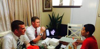 mormon missionary work