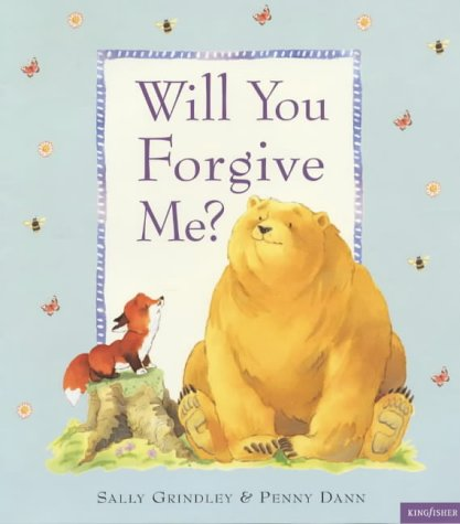 how to write a forgiving childrens book