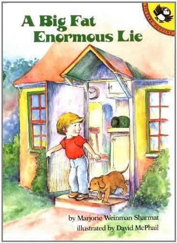 A Big Fat Enormous Lie