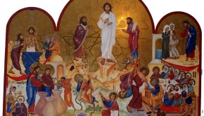 early Christianity in art