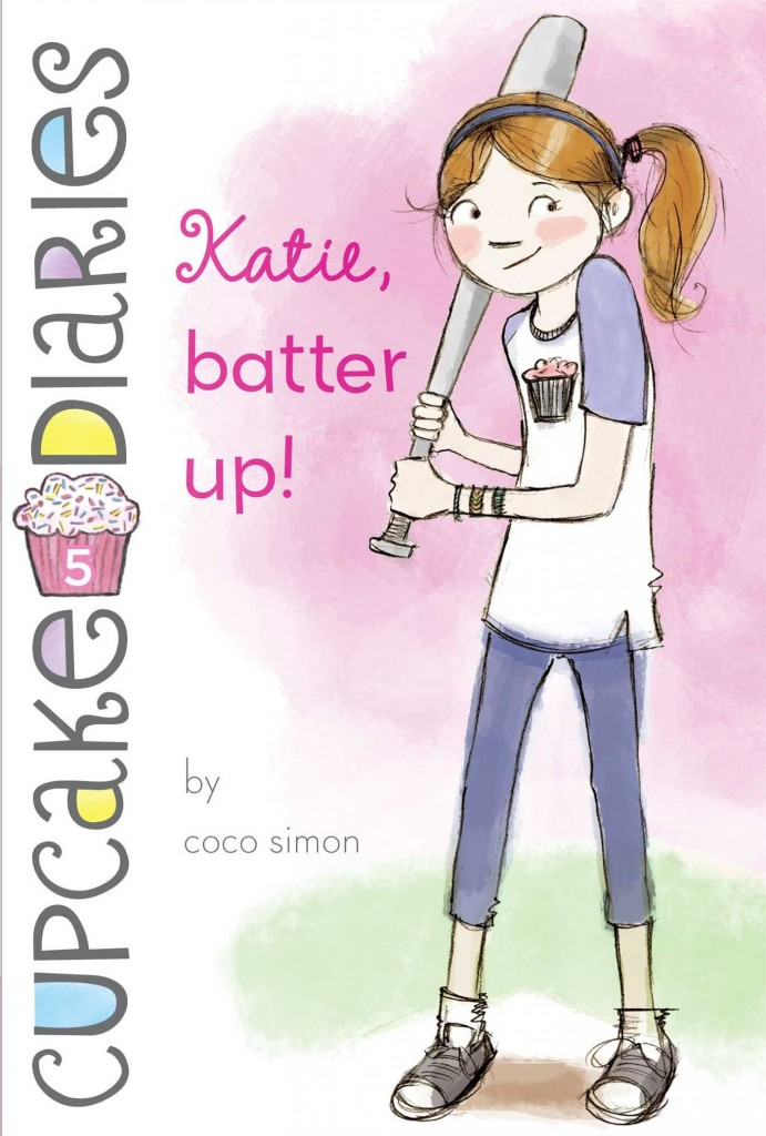 Katie, Batter Up!
