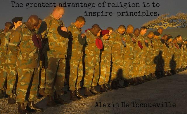 Religion Inspire Principles
