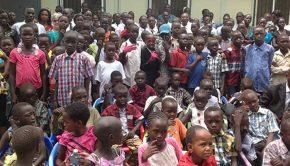 primary children in south sudan