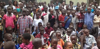 primary children in south sudan