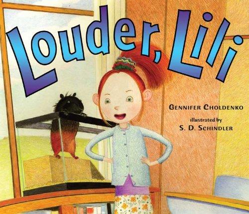 Louder Lili