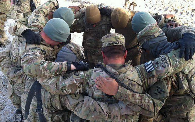 Military prayer
