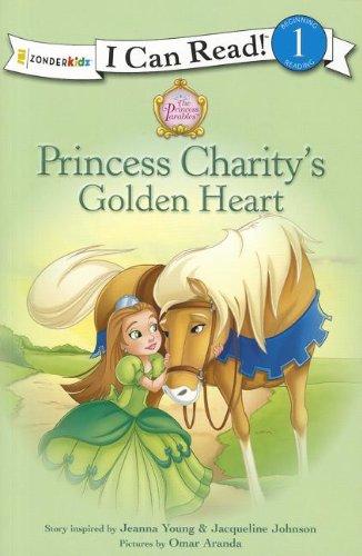 Princess Charitys Golden Heart