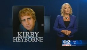 Kirby Heyborne KUTV Interview