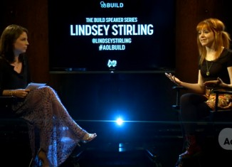 Lindsay Stirling Interview