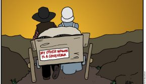 Pioneer Comic