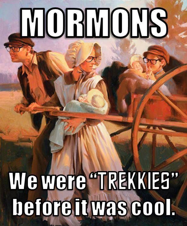 Pioneers Trekkies