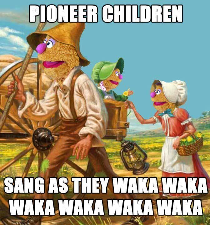 Pioneer Wakka Wakka