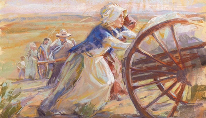 Stories Of Mormon Pioneer Women For Talks And Lessons