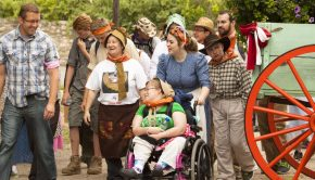 Special Needs group on Trek