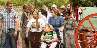 Special Needs group on Trek