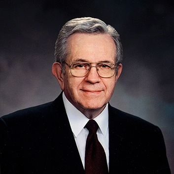 Current photo of Boyd K. Packer