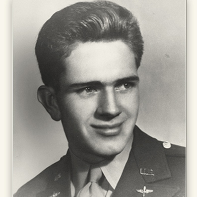 Boyd K Packers air force picture