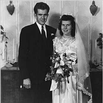 Boyd and Donna Packer wedding