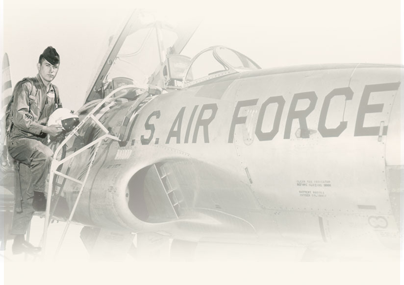 Dieter F Uchtdorf and the US Air Force