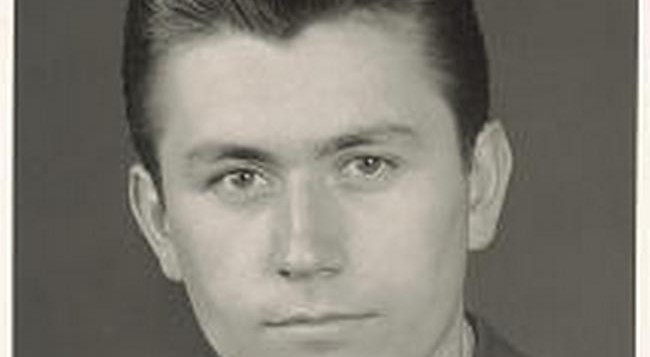 Dieter F. Uchtdorf's German Air Force photo