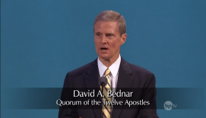 Elder Bednar Speech on Social Media Use