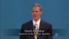 Elder Bednar Speech on Social Media Use