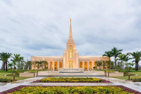 Fort Lauderdale Temple