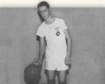 Henry B Eyring playing basketball
