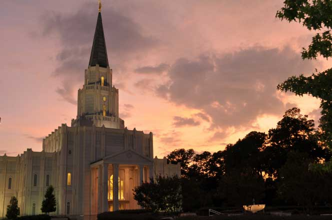 The image I chose from the LDS Media Library