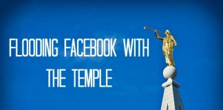 Flooding Facebook With The Temple Meme