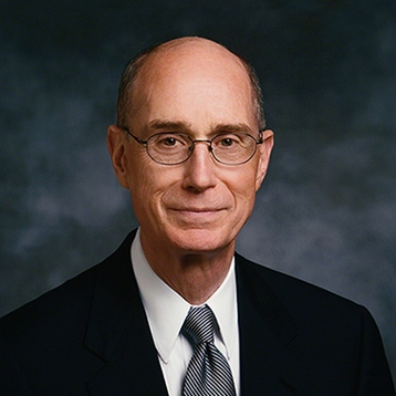 Current photo of Henry B. Eyring