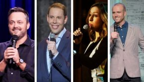 stand up comedians