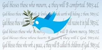 Twitter, religion