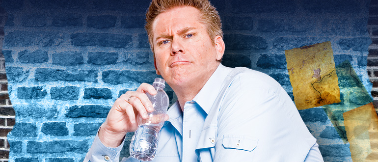Brian Regan Clean Comedian
