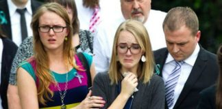 Cassidy Stay mourns family's death