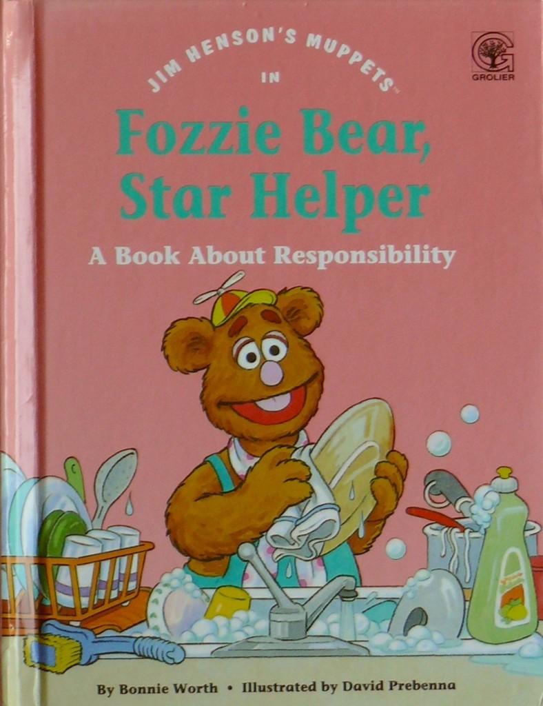 fozzie bear star helper