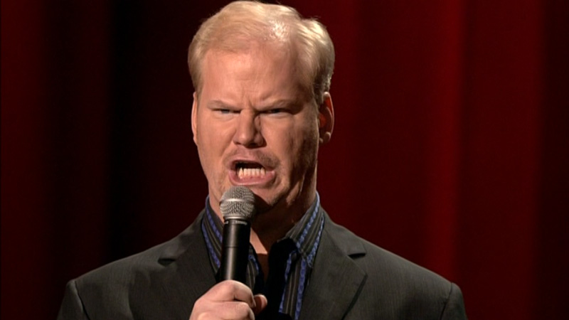 Clean comedy Jim Gaffigan