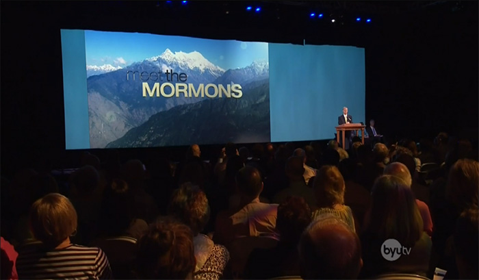 Meet The Mormons, Elder Bednar Presentation