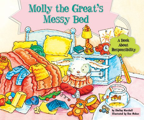 molly the greats messy bed
