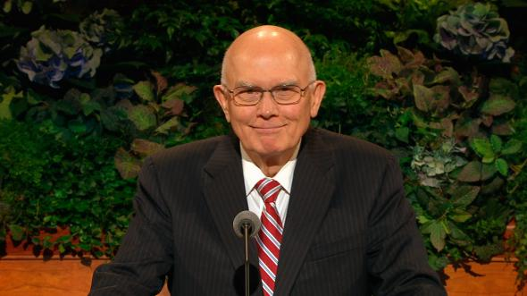 Current photo of Dallin H. Oaks