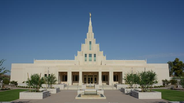 Phoenix, Arizona Temple