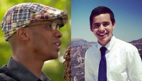 Jermaine Sullivan and David Archuleta