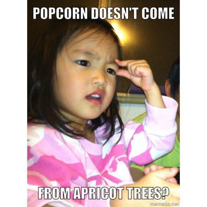 Popcorn Popping Meme