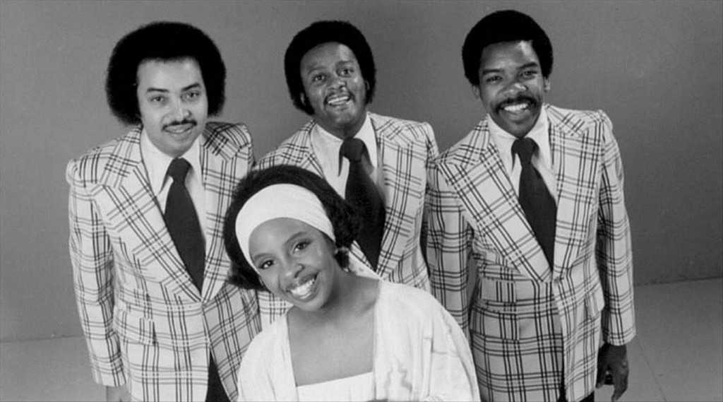 Gladys Knight & the Pips. Image via Legacy Recordings.