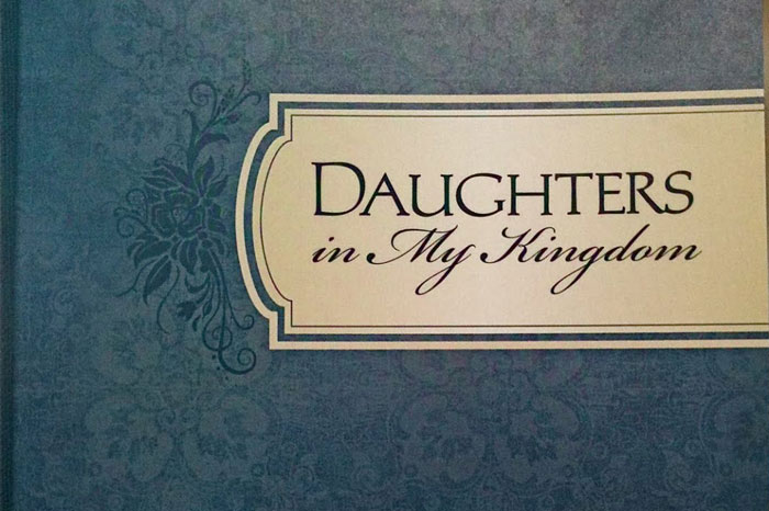 The Cover of Daughters in my Kingdom