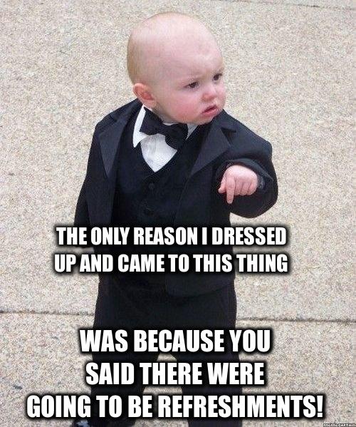 Baby Mormon Meme