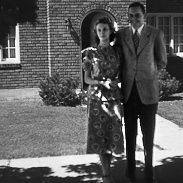L Tom Perry and Virginia