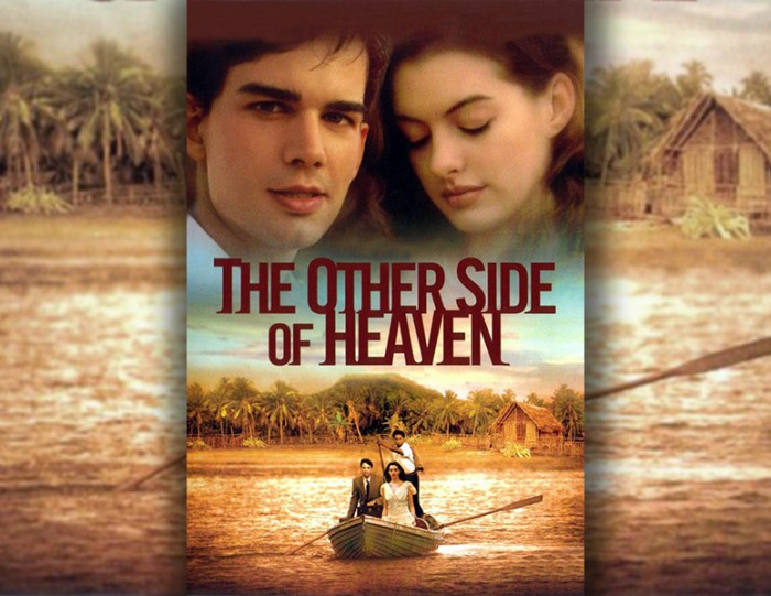 the other side of heaven film review essay Writing an informative essay could be very difficult but if  which will show things from the other side  if you have no idea how to do a book review it's not.