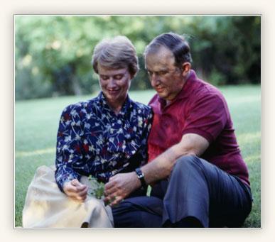 Richard and Jeanene Scott